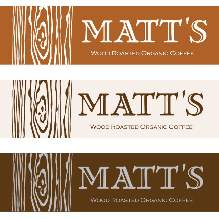 Identity Design | Matt's Coffee