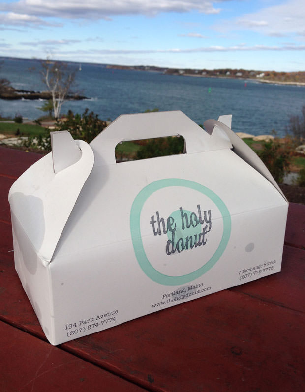 Portland, Maine, the Holy Donut, Potato Donut