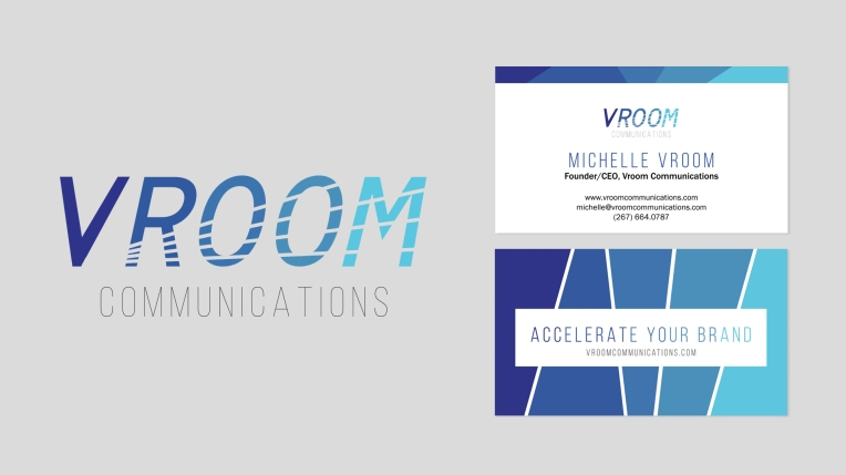 Identity Design | Vroom Communications