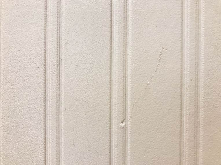 Beadboard Wallpaper - a review 5 years later