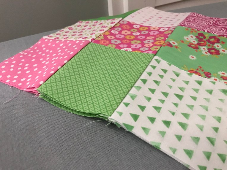 An Amateur's Guide to a Patchwork Quilt