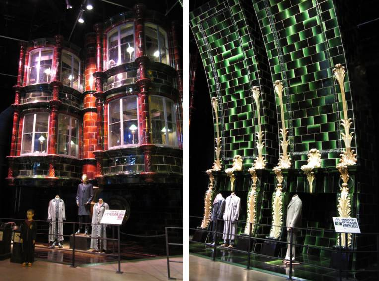 Warner Brothers Studio Tour The Making of Harry Potter